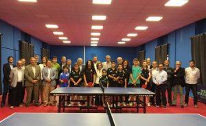 Inaugurem el Punt de Tecnificació Provincial de Tennis de Taula de Tarragona