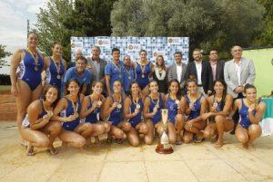 CN Sabadell, en categoria femenina, i CN Atlètic-Barceloneta, en la masculina, s'adjudiquen la Copa Catalunya de waterpolo
