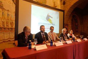 Arriba a Barcelona el Let's Snow BCN, el primer festival d'esquí i esports de muntanya