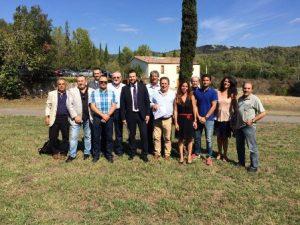 Visito Santa Susanna per conèixer la destinació turística esportiva i les seves necessitats