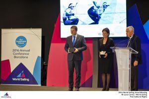 Barcelona es converteix en el centre neuràlgic de la vela mundial amb motiu del Congrés Anual de la World Sailing