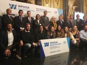 Presentats el Comitè Organitzador i el logotip dels 33ns Campionats d'Europa LEN de Waterpolo 2018 de Barcelona