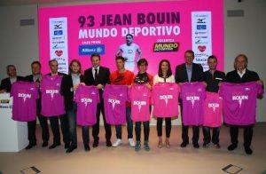 Més de 13.000 atletes participaran diumenge a Barcelona en la 93a cursa atlètica Jean Bouin