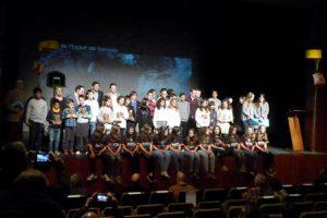 La 16a Nit de l'Esport del Solsonès distingeix l'esforç dels esportistes i les entitats de la comarca