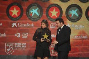 Premiem a la 5a Gala de les Estrelles del Futbol Català els protagonistes de la temporada 2015-16