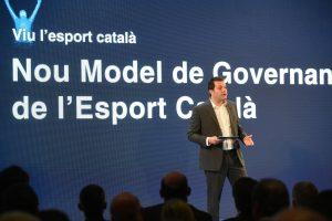 Presentem el punt de partida del nou model de governança de l'esport català per als nous temps