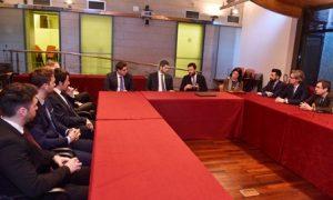 El Col·legi de l'Advocacia de Barcelona se suma al Pacte Nacional de l'Activitat Física i l'Esport de Catalunya