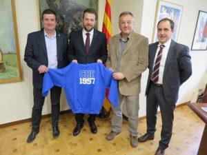 El Club Deportiu Ribes em presenta els actes del 60è aniversari
