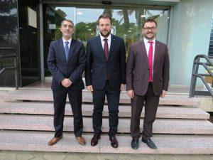 La Secretaria General de l'Esport es reuneix amb el RCD Espanyol, un nou pas endavant cap al Pacte Nacional de l'Activitat Física i l'Esport de Catalunya