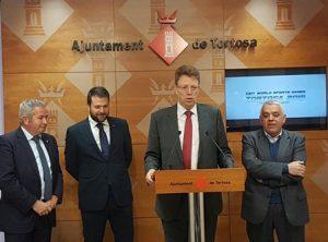 Tortosa-Terres de l'Ebre inicia el compte enrere per organitzar els CSIT World Sports Games 2019