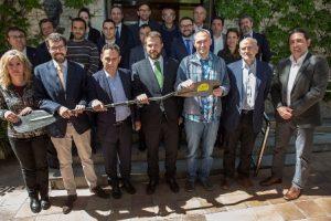 Constituït el comitè organitzador del Mundial de Piragüisme 2019 de Sort i la Seu d'Urgell