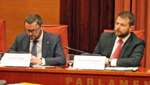 Convidem els grups parlamentaris a participar en l'elaboració del Pacte Nacional de l'Activitat Física i l'Esport