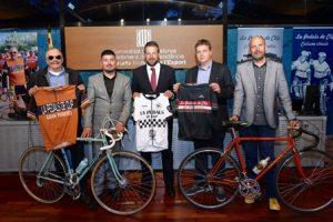 Presentada la 7a Pedals de Clip, un referent de les marxes cicloturistes a Catalunya