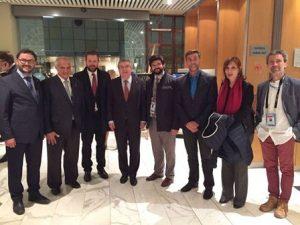 Reforcem els lligams internacionals de l'esport català a Dinamarca durant la fira Sport Accord