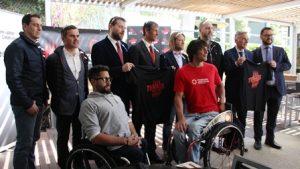 La Federació Catalana de Tennis presenta la marca Tennis Català i el renovat projecte de Tennis Inclusió