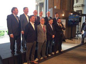 Presentada a Barcelona la 27a edició del Fórmula 1 Gran Premio de España Pirelli 2017