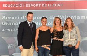 La Fundació Catalana per a l'Esport lliura els 1rs Guardons de l'Esport