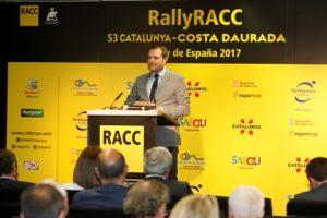 Presentat el 53è RallyRACC Catalunya-Costa Daurada, el més complet del Mundial