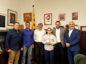 La trajectòria i l'afany de superació admirables del judoka Eloi Moreno
