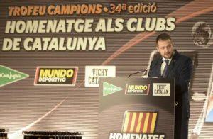 El diari Mundo Deportivo reconeix l'esforç i els èxits de 271 equips catalans durant la 34a edició del Trofeu Campions