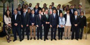 El secretari general de l'Esport assisteix a la Conferencia Interterritorial para el Deporte 2017