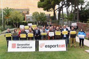 La Secretaria General de l'Esport s'implica en la celebració del Dia Internacional de les Persones amb Discapacitat