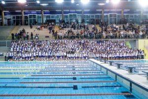 Presentats els equips de natació, waterpolo i sincronitzada del CN Sabadell
