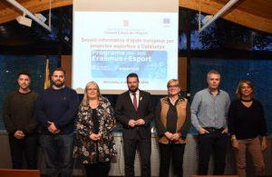 El programa Erasmus+Sport es consolida com a eina per internacionalitzar l'esport català