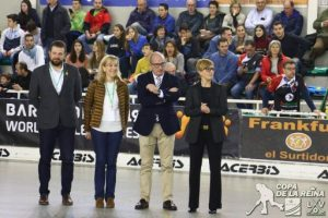 Segon títol de la Copa de la Reina d'hoquei sobre patins pel CP Vilanova