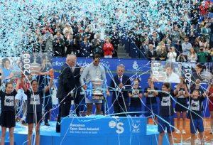 Rafael Nadal guanya per onzena vegada el Barcelona Open Banc Sabadell-Trofeu Conde de Godó de tennis