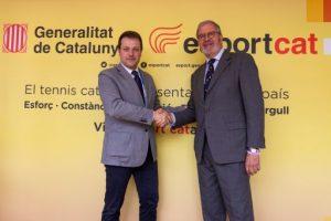 """La Secretaria General de l'Esport renova com a """"partner"""" del Barcelona Open Banc Sabadell"""