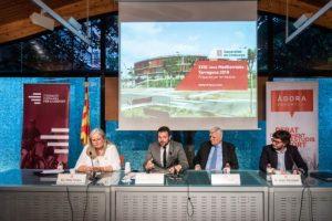 El Museu Colet acull un interessant debat sobre el llegat dels Jocs Mediterranis Tarragona 2018