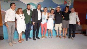 """Presentat """"Aire lliure"""", el nou programa de TV3 per fomentar el turisme actiu, esportiu i cultural de Catalunya"""