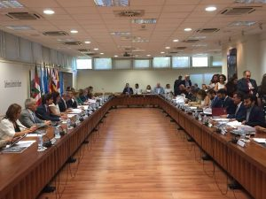 """La primera i constitutiva reunió de la """"Conferencia Sectorial de Deporte"""" i posa sobre la taula les reivindicacions catalanes"""