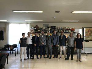 L'INEFC celebra el primer Consell Rector de la legislatura
