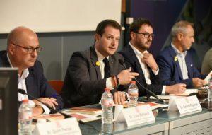 Iniciem el nou curs amb les federacions catalanes i la UFEC