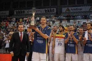 El MoraBanc Andorra supera el FC Barcelona Lassa i guanya la Lliga Catalana ACB 2018 AON de bàsquet