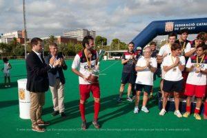 El Reial Club de Polo de Barcelona guanya el Campionat de Catalunya de Divisió d'Honor Masculina d'hoquei sobre herba