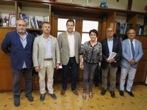 Reunions de treball amb els Ajuntaments de Sentmenat, Cervera, Olesa de Montserrat i Duesaigües