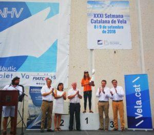 Més de 240 regatistes de 30 clubs participen en la XXXI Setmana Catalana de Vela