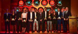 El futbol català treu pit durant el lliurament de la 7a Gala de les Estrelles