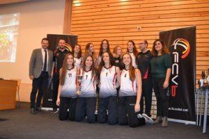 El voleibol català mostra el seu bon moment de salut durant la festa anual