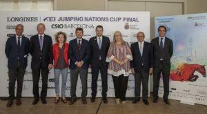 La 107a edició del CSIO Barcelona porta a la capital catalana l'elit mundial dels salts d'hípica