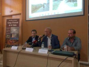 """Presentat el nou projecte de turisme esportiu i de natura """"The Trail Zone Els Ports-Tinença"""""""