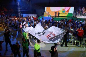 Inaugurats els Jocs Special Olympics La Seu d'Urgell–Andorra la Vella 2018
