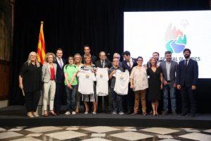 Presentats al Palau de la Generalitat els Jocs Special Olympics La Seu d'Urgell-Andorra la Vella