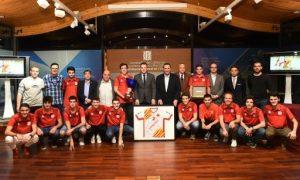 Encoratgem la selecció catalana masculina sub20 de futbol sala de cara al Mundial de Colòmbia