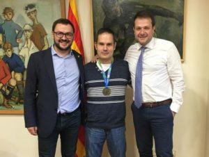 Jordi Morales guanya el títol mundial paralímpic de tennis taula