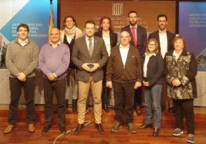 El COPLEFC ens lliura les aportacions per a la nova legislació esportiva catalana