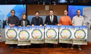 La selecció catalana de curses d'orientació debutarà a nivell internacional en el Mundial de Rogaining 2019 de La Molina